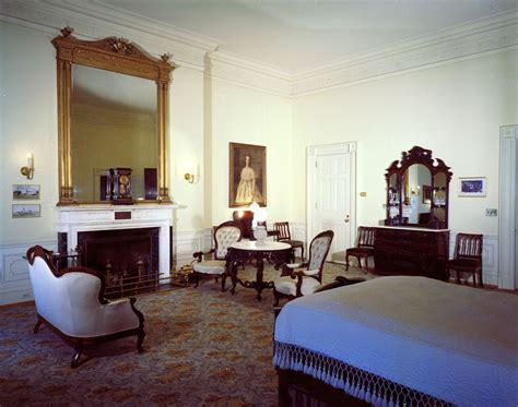 Presidential Bedroom by White House Rooms Lincoln Bedroom F Kennedy