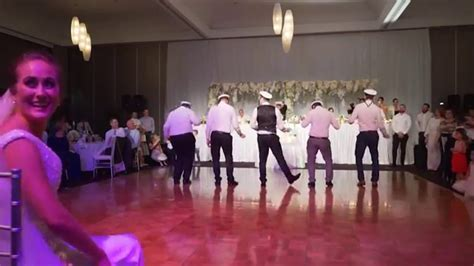 The BEST Groomsmen Dance EVER!!!!   ROMANCE,CELEBRATIONS