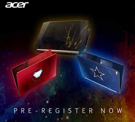 Harga Acer Nitro 5 Thanos Edition acer malaysia membuka pendaftaran minat untuk komputer