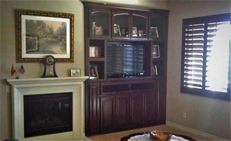 Custom Made Cabinets Custom Entertainment Centers Designed Built