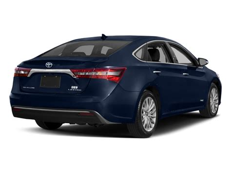toyota avalon lease price 2017 toyota avalon hybrid limited lease 459 mo