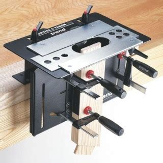 kreg router table replacement parts trend mt jig mortise tenon jig ebay