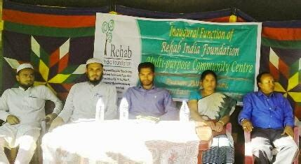 Detox Centers In India by Rehab India Foundation Community Center Inauguration In