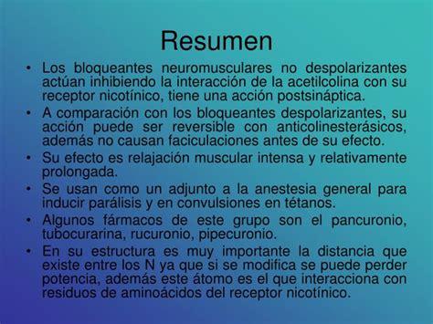 www se modifica el sueldo de los encargados en diciembre del dosmil dieciseis ppt bloqueantes neuromusculares no despolarizantes