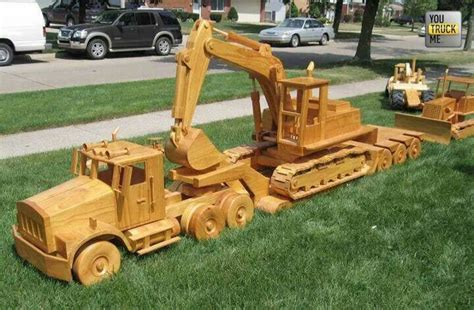 wooden kenworth truck free wooden toy semi truck plans woodworking projects