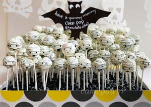 Home Decorating Apps yummy mummy halloween cake pops