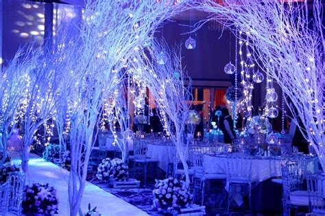 Winter themed wedding in Manila   Nikki Chatto Weddings