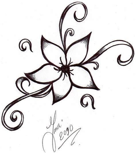 tattoo flower drawn google image result for http fc08 deviantart net fs70 i
