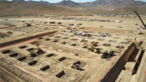 Tesla Gigafactory Nevada Tesla Gigafactory Tesla