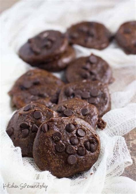 Almondtree Chocolate Cookies nut chocolate chip cookies recipe dishmaps