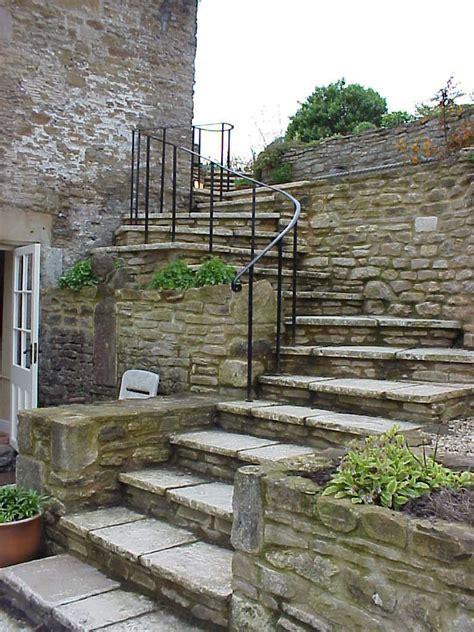 Garden Banister 28 Images Custom Stone Porch Asian