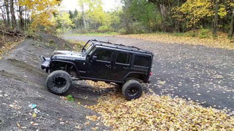 jeep lifted 6 inches 2015 jeep wrangler rubicon 6 inch lift on 35 s youtube