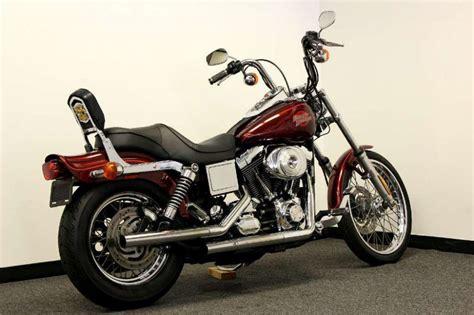 2001 Harley Davidson Glide by 2001 Harley Davidson Fxdwg Dyna Wide Glide For Sale On