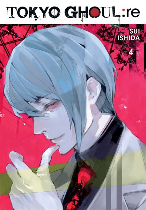 Tokyo Ghoul Re Vol 4 Book By Sui Ishida Official