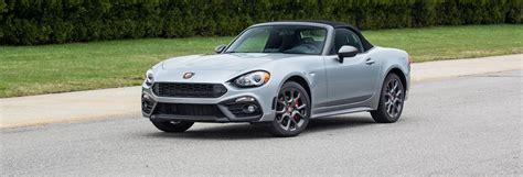 consumer reports fiat 2017 fiat 124 spider review roadster revival consumer