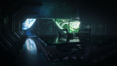 space room scifi room in space by oblyz on deviantart
