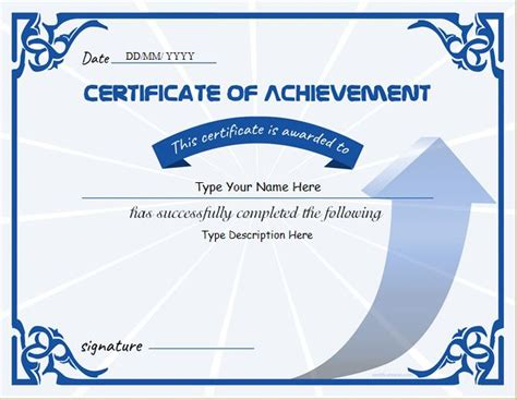Http Mba Uncc Edu About Certificates Business Analytics by Business Certificate Templates For Ms Word Professional