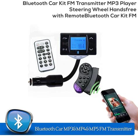 Promo Modulator Fm 055 Car Mp3 Player Fm Transmitter 10pcs lot new fm transmitter mp3 player steering wheel bluetooth car kit fm with