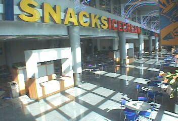 trabant food court