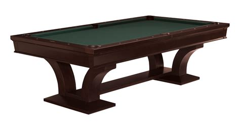 brunswick pool table treviso espresso 9ft for sale at
