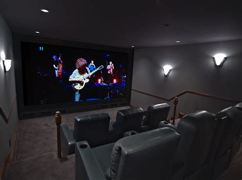 Theater Custom custom home theater innovative home media