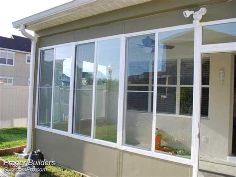 Sunroom Glass orlando sunroom addition glass windows prager builders