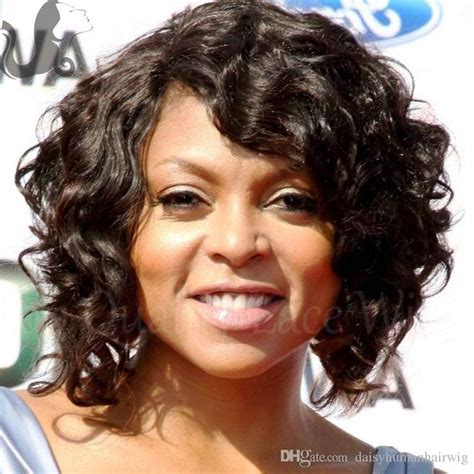 trendy hair styles for wigs 17 best images about short wavy bob style for black women