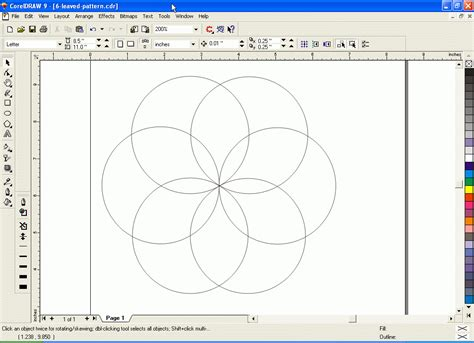 pattern design in coreldraw review of geometry a guided inquiry with home study