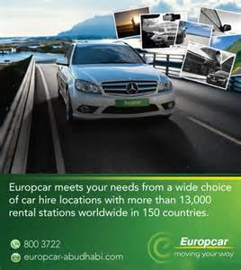 Local Car Rental Abu Dhabi Europcar Abu Dhabi Europcar Locations World Wide