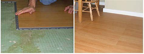 Waterproof Basement Flooring Options   Classic Floor Designs