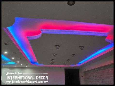 Led Lights For Ceilings Led Ceiling Lights Led Strip Lighting Ideas In The Interior