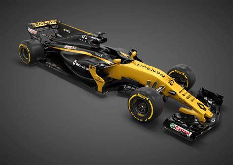 renault sport racing onthult nieuwe formule 1 bolide voor 2017