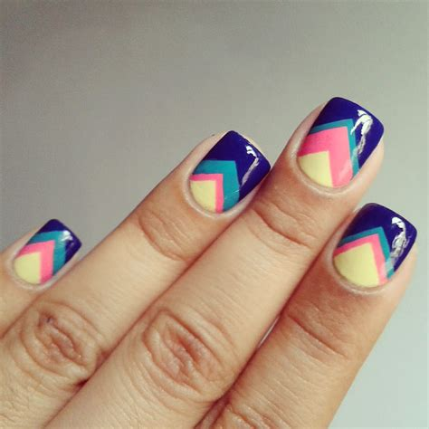 triangle pattern on nails top 14 manicuras originales cual crees que esa mejor i