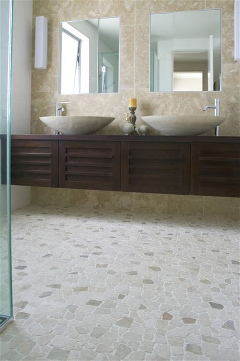 modern bathroom flooring modern bathroom floor tile dands