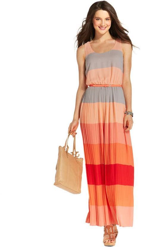 Alana Canndy Dress gray maxis and hilfiger on