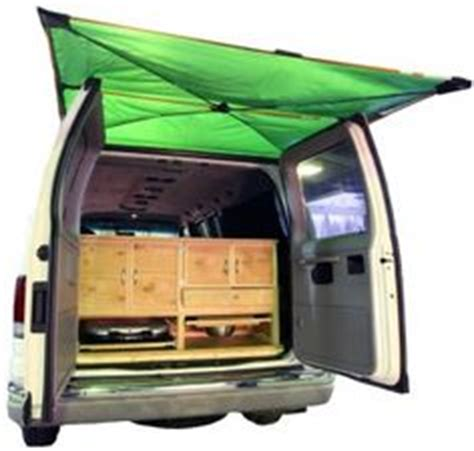 van rear door awning 1000 images about cer vans on pinterest cer van