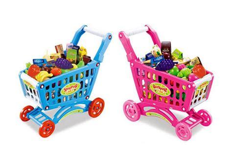 Set Mainan Shopping shopping cart set grabone nz