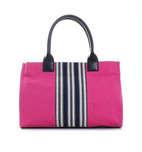 Lian Stripe Band Small Wallet Pink burch tote in black car interior design