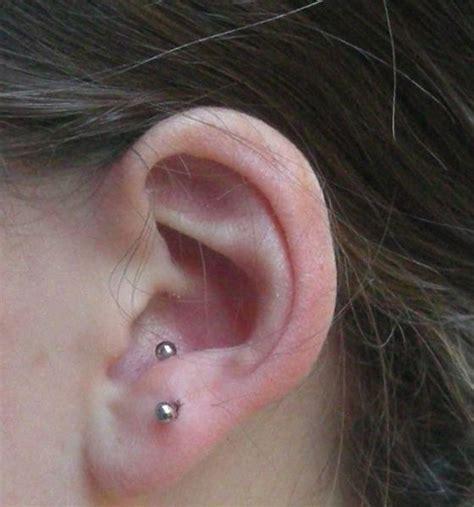 anti tragus piercings