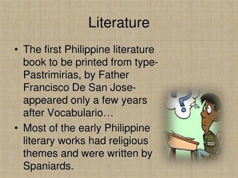 themes of philippine literature ppt philippine literature powerpoint presentation id