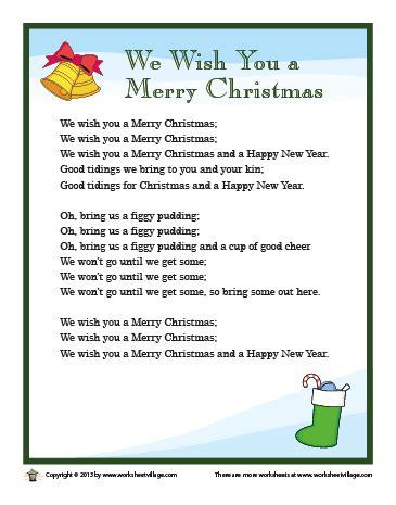 end of day testo we wish you a merry lyrics lyrics for we wish