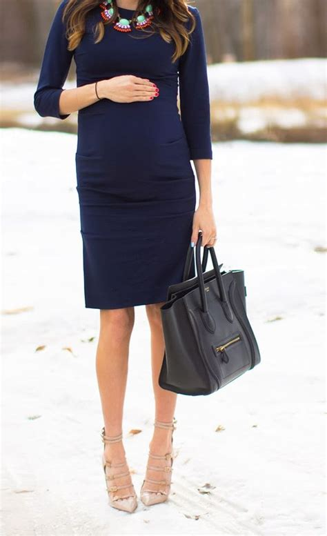 maternity work outfits  wear  spring styleoholic