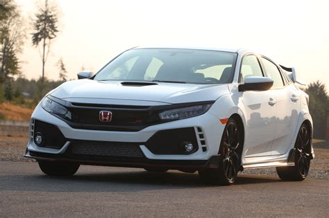 Honda Tech Com 2017 Honda Civic Type R Track Test Review