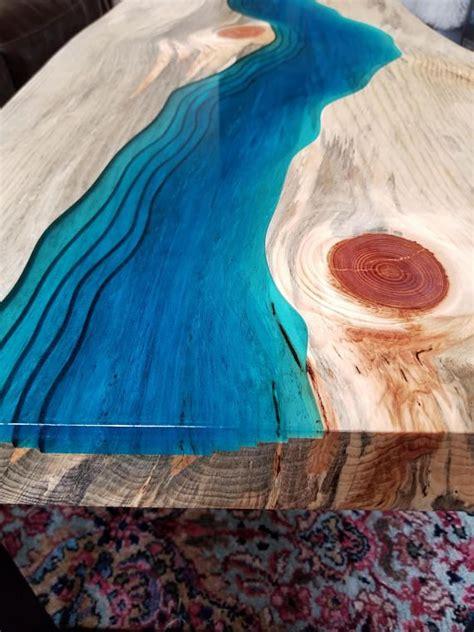 live edge river table epoxy sold epoxy coffee table coffee table live