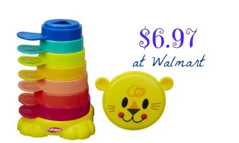Promo Hexagon Stacking Cup new playskool coupon stack n stow cups for 6 97 southern savers