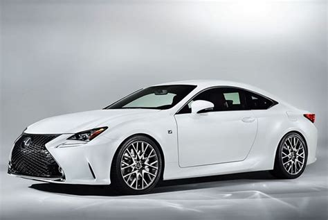 Lexus Is 350 Coupe by Lexus Rc 350 F Sport Ready To Take On Europe S Coupes