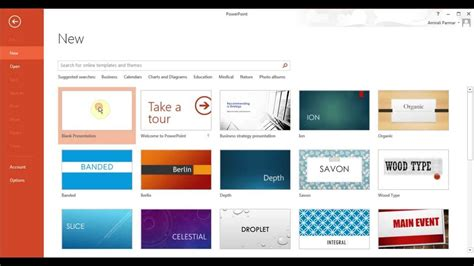 Microsoft Powerpoint 2013 2016 Pt 1 Create Slides Add Design For Microsoft Powerpoint
