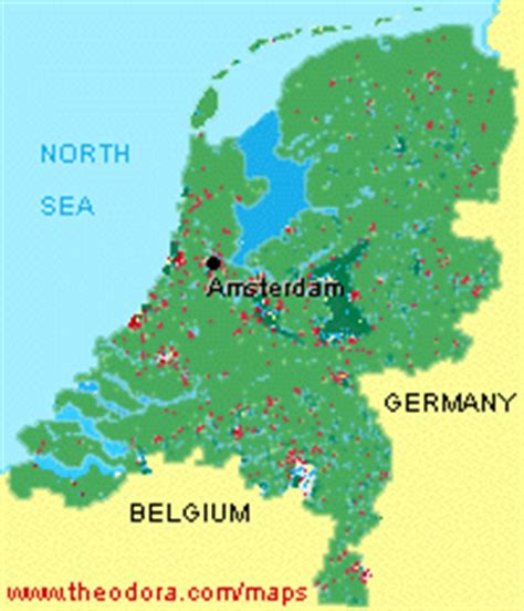 netherlands climate map maps of the netherlands flags maps economy