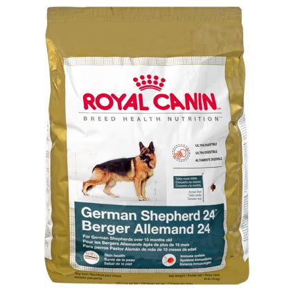 what to feed german shepherd puppy royal canin german shepherd 24 food 1800petmeds