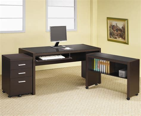 Home Office Computer Furniture Coaster Home Office Computer Desk 800901 Fiore Furniture Company Altoona Pa